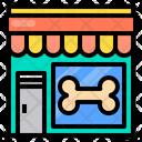Bone Pet Shop Animal Icon