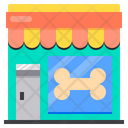 Bone Pet Shop Animal Icon