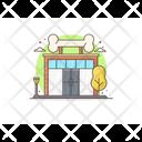 Pet Shop Pet Store Pet Retail Icon