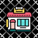 Pet Shop Building Icon