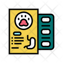Pet Stomach Report Icon