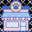 Pet Store Animal Store Store Icon