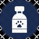 Pet Supplement Pet Vitamins Pets Food Icon