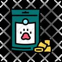 Pet Supplements Icon