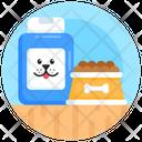 Pet Food Dog Food Dog Meal Icon
