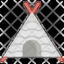 Pet Teepee Icon