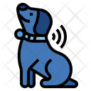 Pet Tracking Internet Of Things Iot Icon