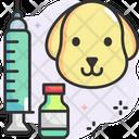 Pet Vaccination Icon