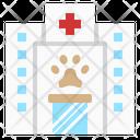 Pet Veterinary Icon