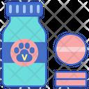 Pet Vitamins Icon