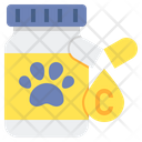 Pet Vitamins Icon
