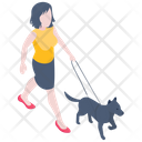 Pet Walk Icon