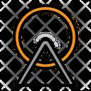 Pet Wheel Icon