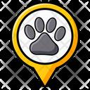 Pet Zone Pet Location Direction Icon