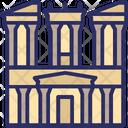 Petra Jordan Landmark Icon