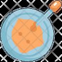Petri Dish Scientific Icon