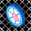 Petri Dish Biopsy Icon