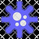 Petri Microbiology Laboratory Icon