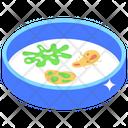 Petri Dish Mirror Slab Microscope Dish Icon