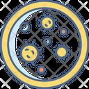 Petri Dish Icon