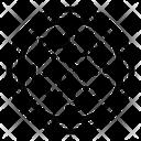 Petri Plate Icon