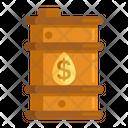 Petrodollar Icon