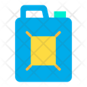 Canister Fuel Oil Icon