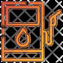 Petrol Gas Station Fuel Station Icon