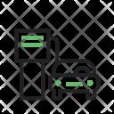 Petrol Gas Pump Icon
