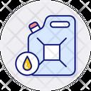 Petrol Engine Fuel Icon
