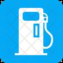 Petrol Pump Station Icon