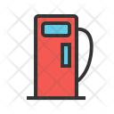 Petrol Pump Station Icon