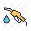 Petrol Pump Tape Icon