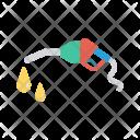 Petrol Pump Drops Icon