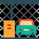 Petrol Fuel Pump Icon