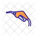 Petrochemical Benzine Diesel Icon