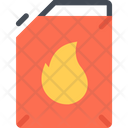 Petrol Canister Petrol Fuel Icon
