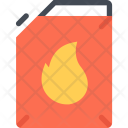 Petrol Canister Delivery Icon