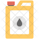 Petrol Gallon Oil Icon