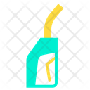 Fuel Oil Pump Petrol Station Icon