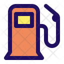 Petrol Gas Pump Icon