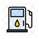 Pump Station Fuel Icon