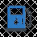 Pump Station Fuel Icon