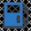 Fuel Pump Oil Icon