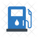 Pump Station Oil Icon