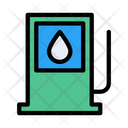 Oil Pump Station Icon