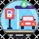 Fuel Pump Fuel Station Gas Station Icon