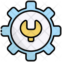Service Support Business Icon