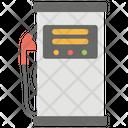 Petrol Station Icon