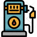 Petrol Oil Gasoline Icon